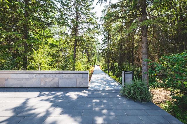 Aga Khan Gardens-1