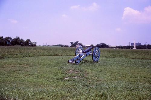 Chalmette Battlefield.