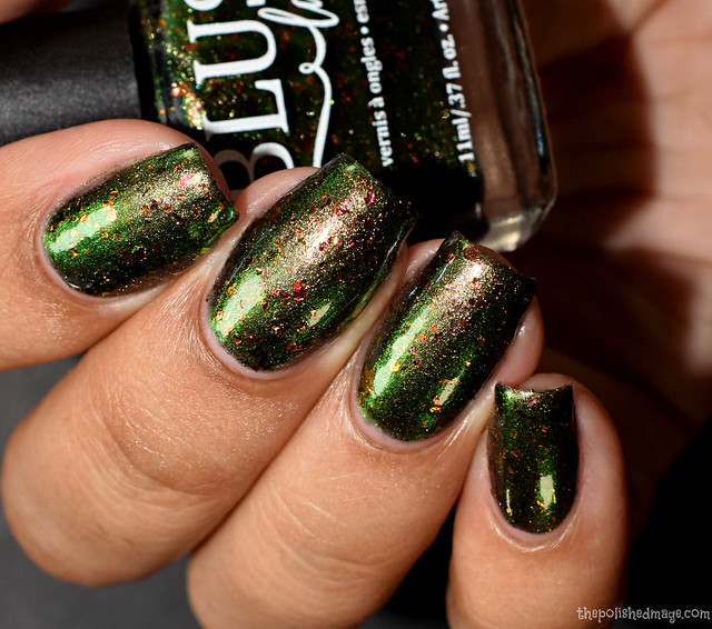 blush lacquers multichrome madness green 5