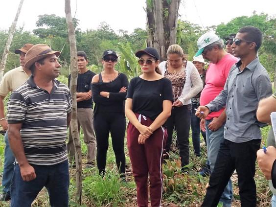 Visita Técnica - PPGEDAM Abaetetuba 2018