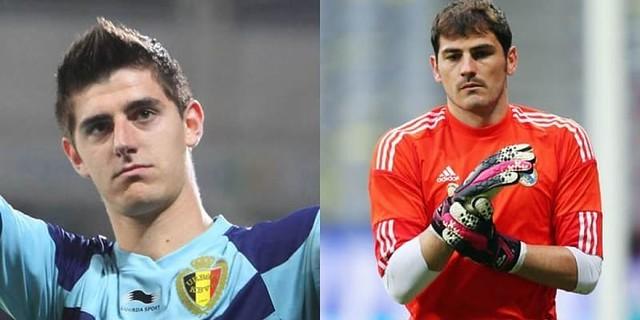 Iker Casillas: Real Madrid 2002 yang Bikin Thibaut Courtois Jatuh Hati