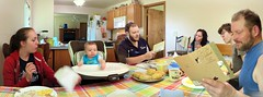 Father's Day Breakfast With the Kids