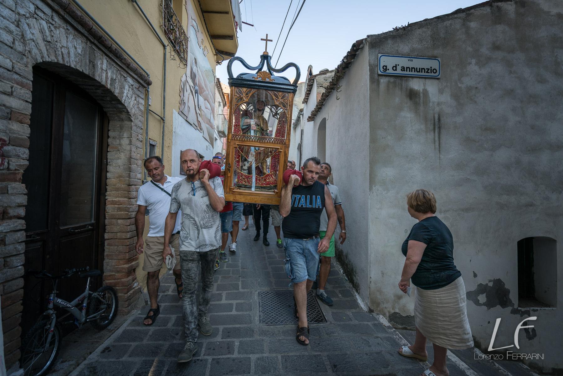San Rocco in San Giorgio Lucano