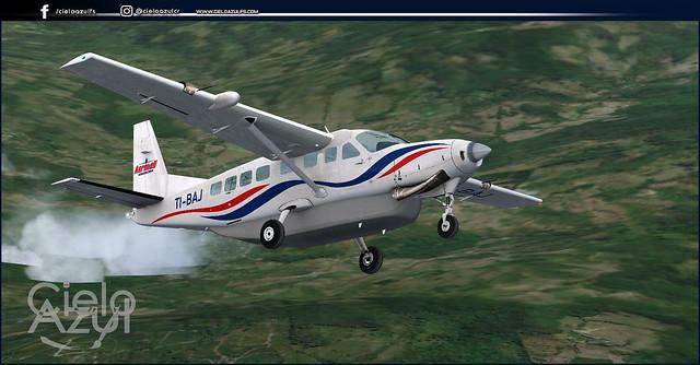 Aerobell Airlines (TI-BAJ, TI-BAY & TI-BJA) v3.0