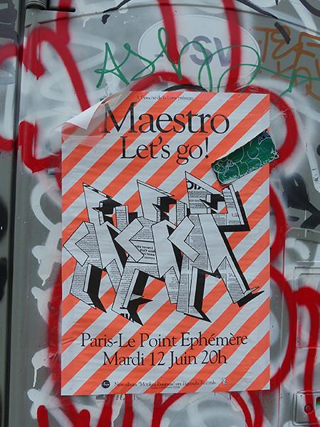 maestro let's go
