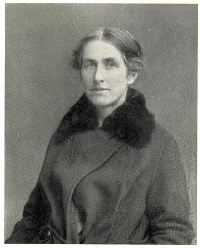 Alice Clark, c1922. Credit: LSE Library