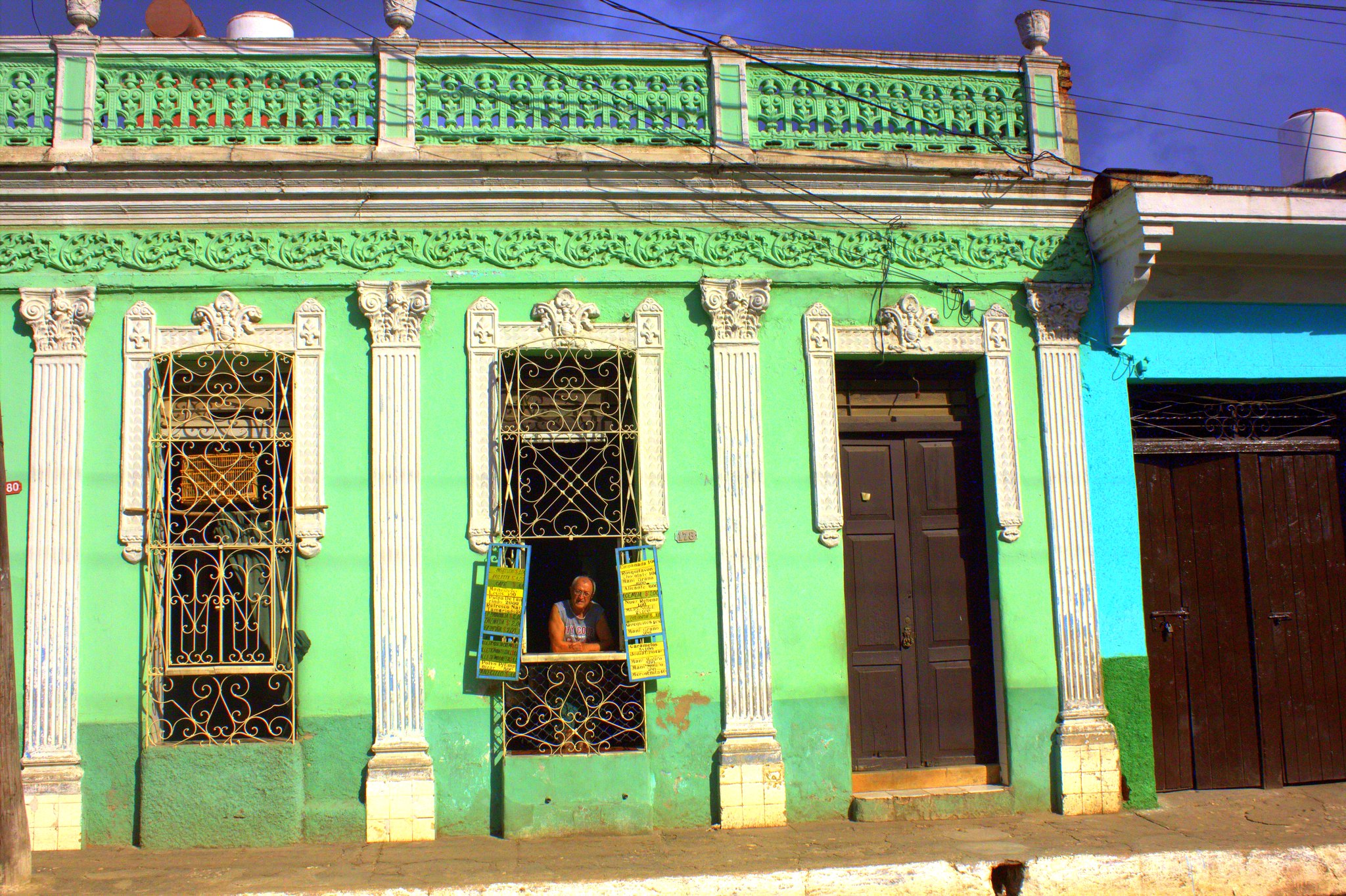 Trinidad is the second most popular city in Cuba