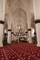 Inside Selimiye mosque Cyprus