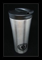 Planet Bean Coffee Cup_