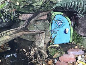 """""""Enchanted Fairy Doors"""" at Leu Gardens"""