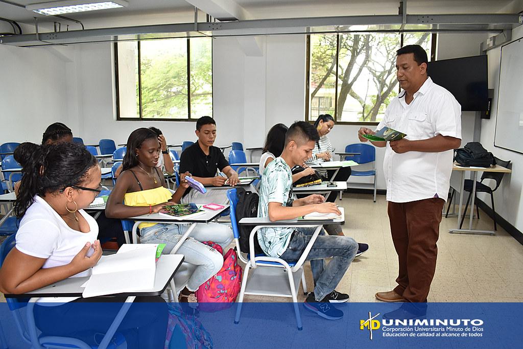 Inducción estudiantes Cali 2018-2