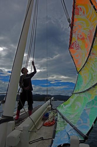 japan kyushu kumamoto yatsushiro ashikita utasefune fishing sailing