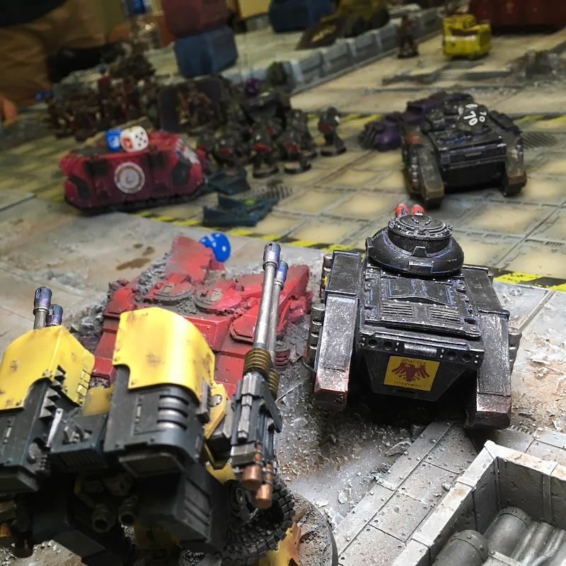 Medal of Colors Assault on Molech battle-104