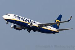 EI-FRG Ryanair B737-800 Cologne Bonn Airport
