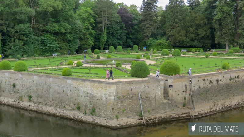 Castillos del Loira Chenonceau IMG_5058