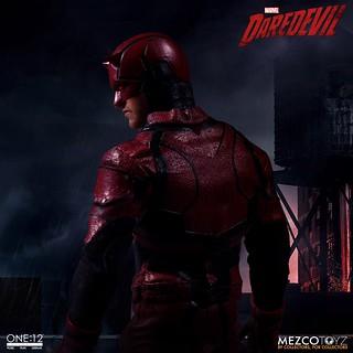 MEZCO One: 12 Collective Daredevil