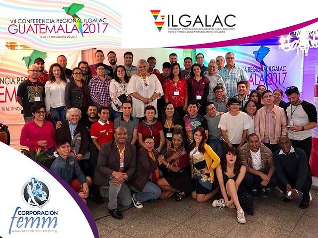 Femm en la VII Conferencia ILGA-LAC 2017