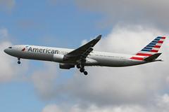 N272AY | Airbus A330-323 | American Airlines