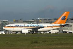 A310 D-AHLA HF 2 + hapagfly com ground