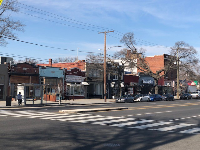Rhode Island Main Street