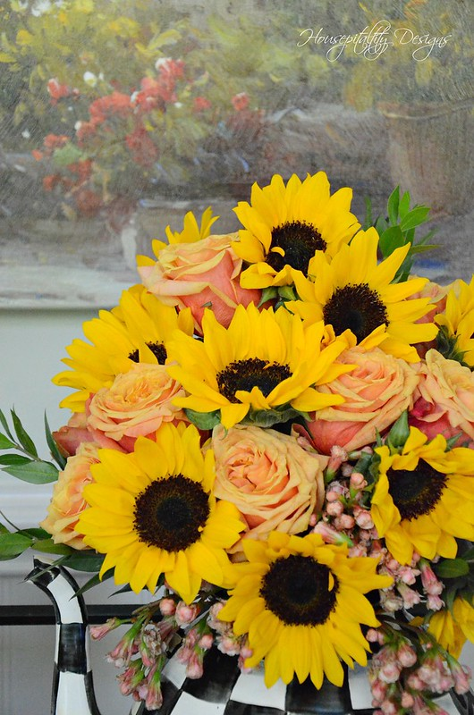 Sunflowers-Housepitality Designs