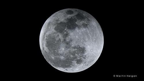 Lunar Eclipse Time-lapse (2018)
