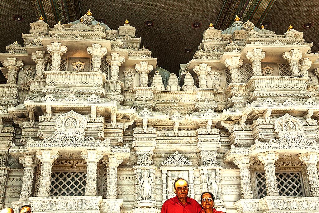 BAPS Shri Swaminarayan Mandir--Robbinsville 3