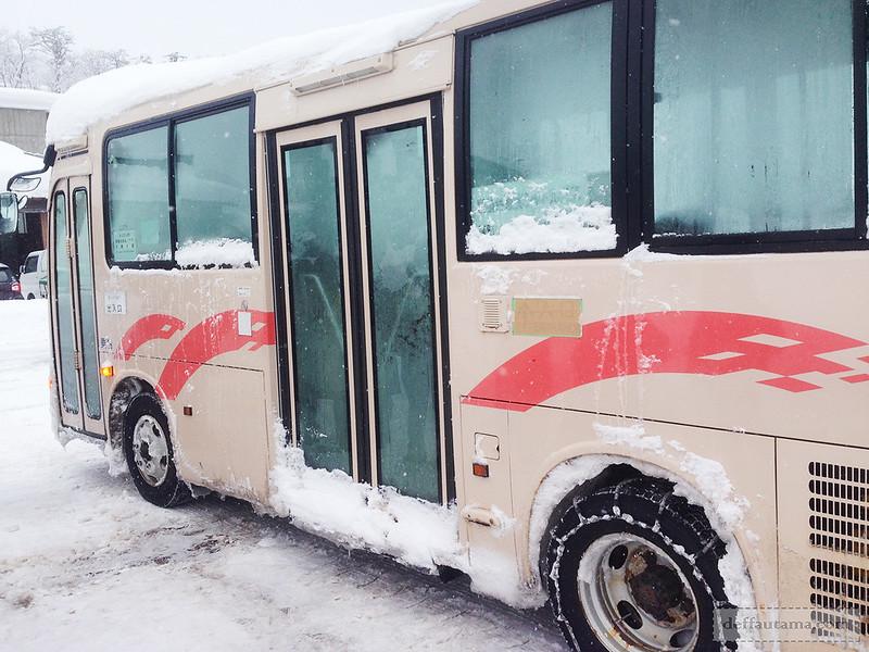 Babymoon ke Jepang - Shuttle Bus