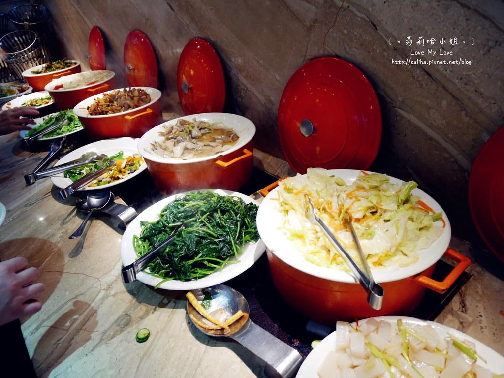 台北長春素食下午茶餐廳吃到飽 (21)