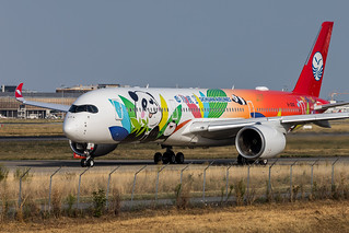 Sichuan Airlines A350-941