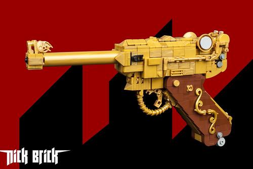 Gold Pistole 1946 - Wolfenstein