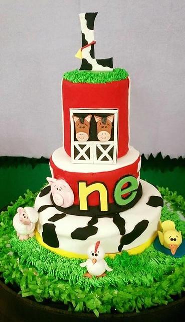 Cake by Maru's Cake Creations