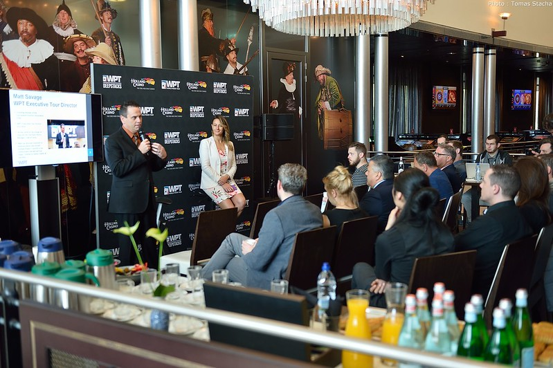 WPT Amsterdam players council