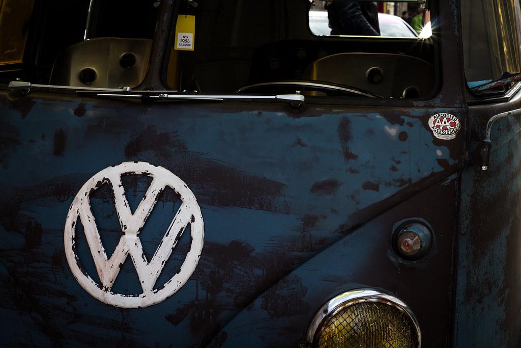 VW T1 Gekrenzert