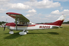 N1320S Cessna 182P (182-64884) Popham 080810