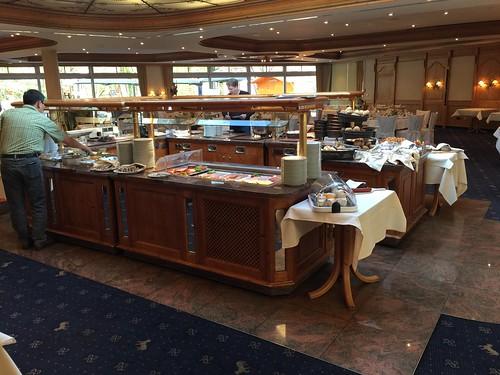 Breakfast room / Frühstücksraum - Hotel Lamm - Heimbuchenthal