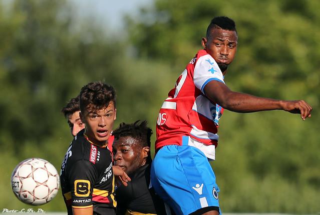 K V Mechelen - Club Brugge 18 juli 2018