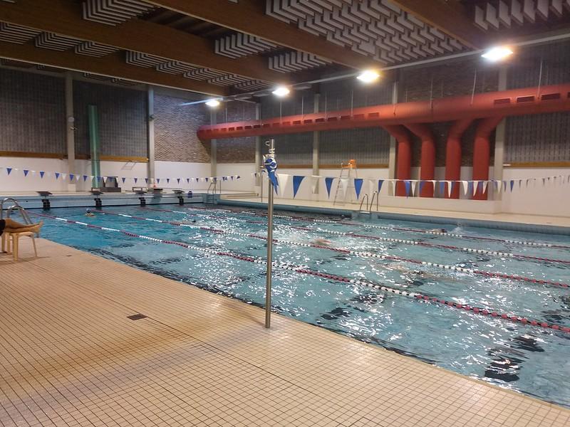 piscina universitaria KU LEUVEN  - 28780442587 f92d31b0c0 c - La piscina de la KU Leuven