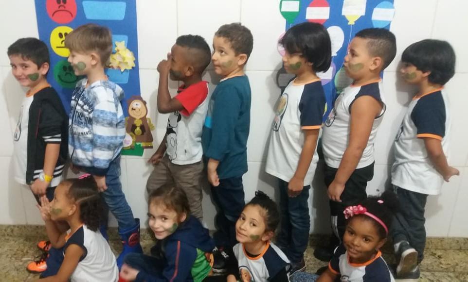 Educação Infantil - Dia dos pais