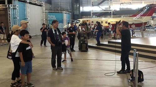 航空フェスティバル2018in愛知 空飛ぶたぬき氏による「航空よもやま話」7A7558CF-745A-4D56-8886-EE432593AD85