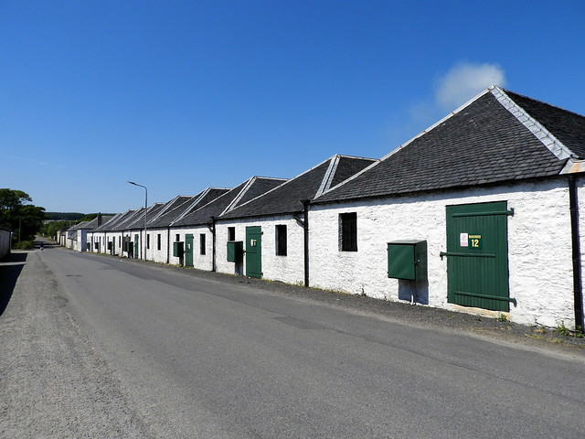 Port Ellen Distillery Warehouses