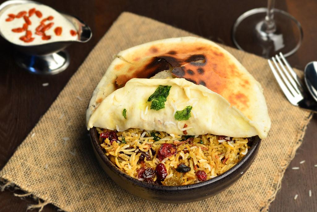 Singapore Restaurant Festival 2018 Punjab Grill: Dum Ki Biryani