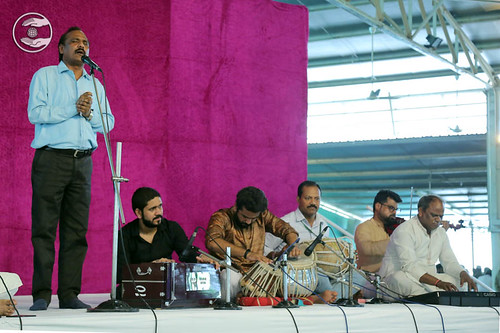 Devotional song by Chaman Sauda from Sant Nirankari Colony, Delhi