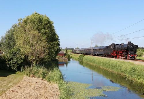 DRB (Deutsche Reichsbahn) Baureihe 01.10 van de SSN