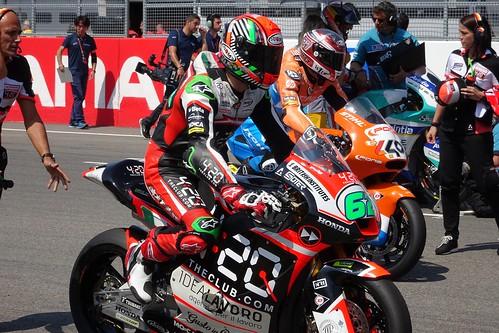 MotoGP - Sachsenring 2018