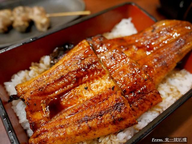 名代 宇奈とと 鰻魚飯21