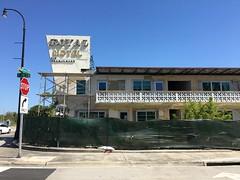 Mid-Century Royal Motel Restoration