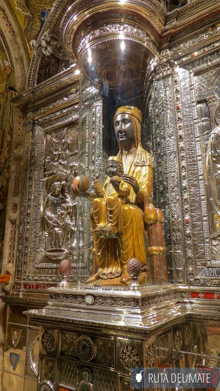 Pueblos de Cataluña Monasterio Montserrat 06