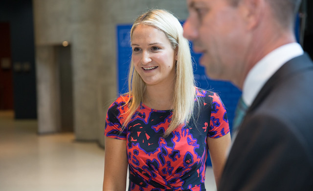 Helen McEntee, Europaministerin Irland