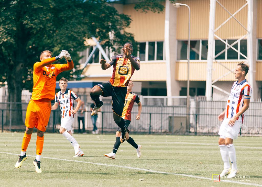 Willem II - KV Mechelen (28/07/2018)